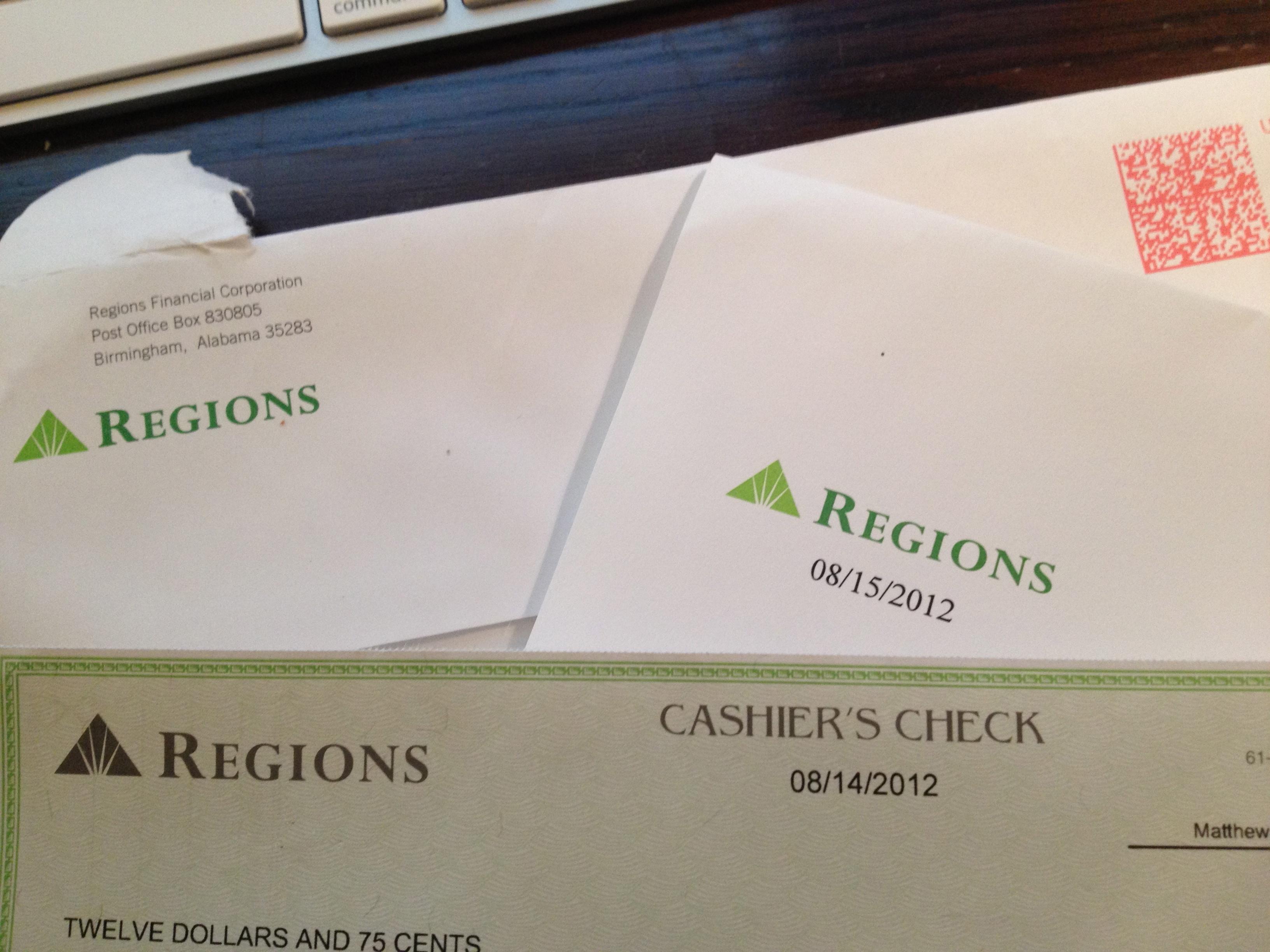 regions bank – matt miklic